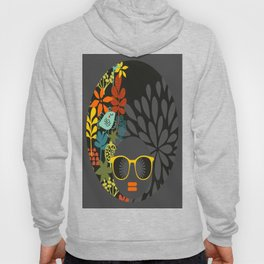 Afro Diva : Sophisticated Lady Gray Hoody