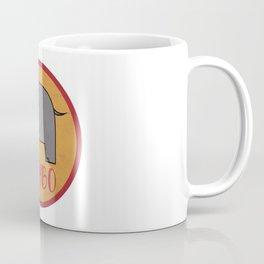 Tembo Elephant Coffee Mug