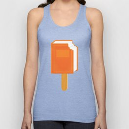 Summer Reading Unisex Tank Top