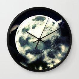 moonrising Wall Clock