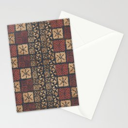 UrbanNesian Tongan Ngatu | Mua Stationery Cards