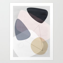 Graphic 150 B Art Print