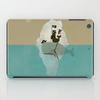 pirates iPad Cases featuring we are pirates too by bri.buckley