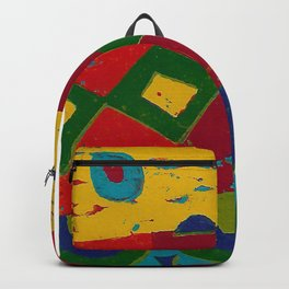 Reduction in colour Backpack