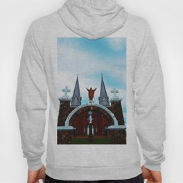 Church and Archway Hoody