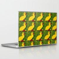 creativity Laptop & iPad Skins featuring Creativity  by Sinead Murphy