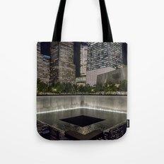 9-11 Memorial New York City Tote Bag