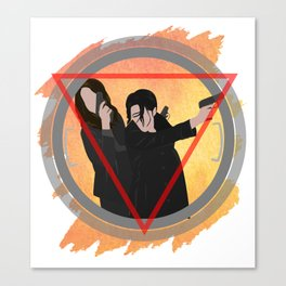 Root and Shaw 4AF Canvas Print