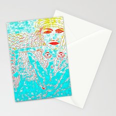 Sea Child Stationery Cards