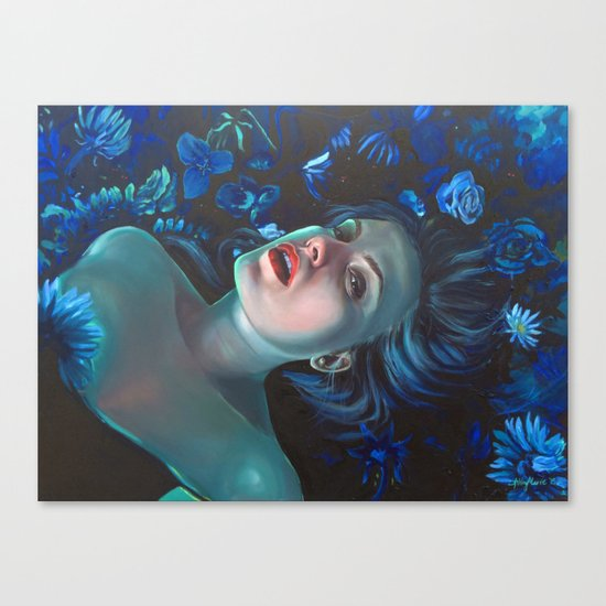 Nightmares Canvas Print