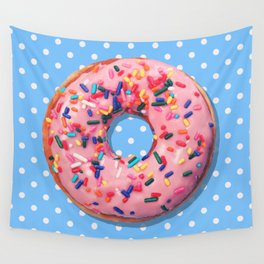 Donut Wall Tapestry