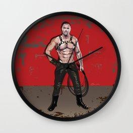 Grunge Master Wall Clock