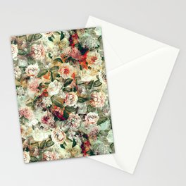 Floral Pattern RPE121 Stationery Cards