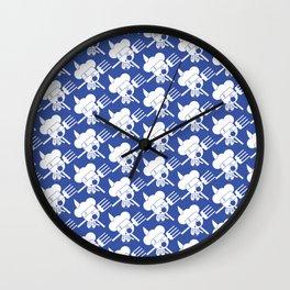 Sanji Jolly Roger 2 Wall Clock