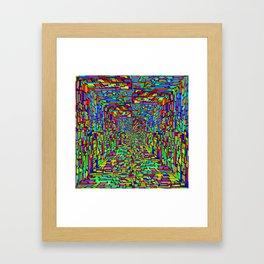 Pattern-227 Framed Art Print
