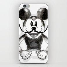 Hey Mickey iPhone & iPod Skin