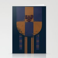ravenclaw Stationery Cards featuring ravenclaw crest by nisimalotse