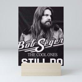 bob seger album 2020 ansel7 Mini Art Print