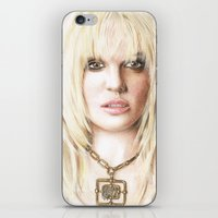 britney iPhone & iPod Skins featuring Britney by LeonieMV