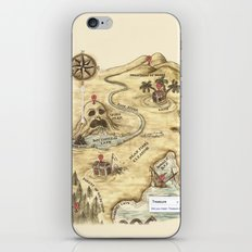 Did You Mean Treasure Island? iPhone & iPod Skin