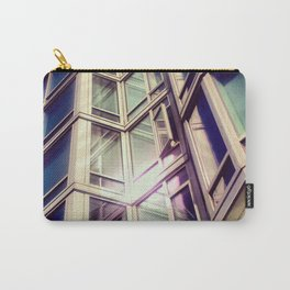 Metal Reflections Carry-All Pouch