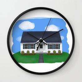 Custom for Karla Dines Wall Clock