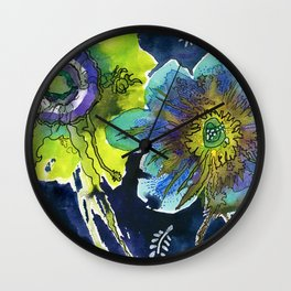 Power of the Hour Wall Clock