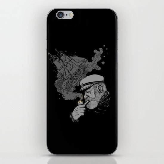 A Captains's Memory iPhone & iPod Skin