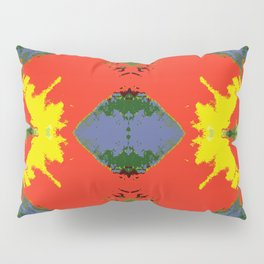 RAINBOW LORIKEET Pillow Sham