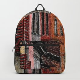 Old Town Street Backpack
