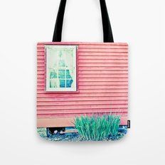Past Perspective Tote Bag