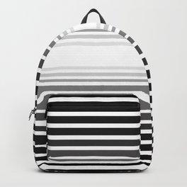 Gradient lines Backpack