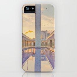 Masjid Negara iPhone Case