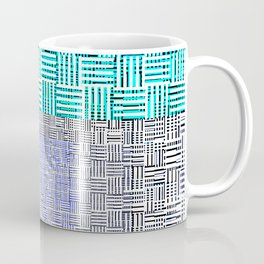 Abstract City Block Coffee Mug