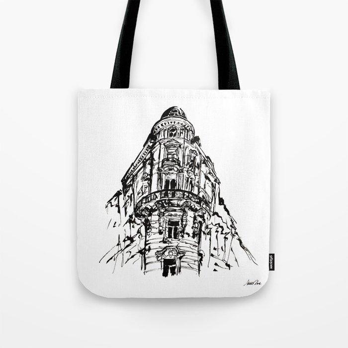 Urban Inkscape 10 Vienna Tote Bag