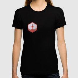 Rebel Alliance  X Wing Crimson Emblem T-shirt