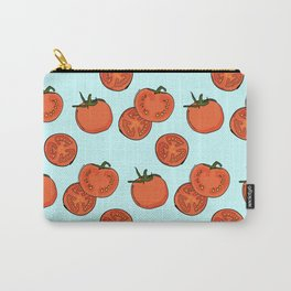 Tomato patter Carry-All Pouch
