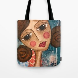 Coco's Closet - May You Live a Life You Love Tote Bag