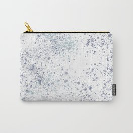 Abstract Winter 1 Carry-All Pouch
