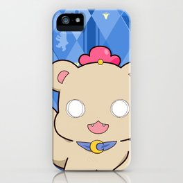 Lily Bear Kureha iPhone Case