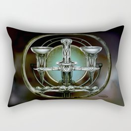 """""""Astrological Mechanism - Libra"""" Rectangular Pillow"""