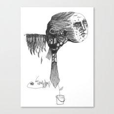 GROWIN' UP Canvas Print
