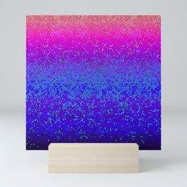 Glitter Star Dust G248 Mini Art Print