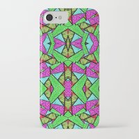 erykah badu iPhone & iPod Cases featuring BADU by Kelesi