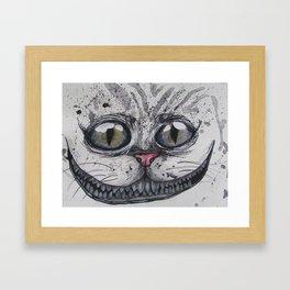 Cheshire Framed Art Print
