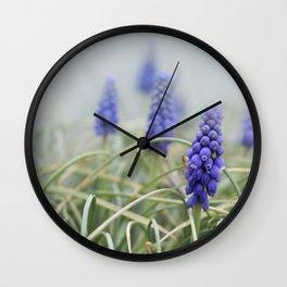 Morning's Silence Wall Clock