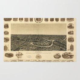 Dallas 1892 Rug