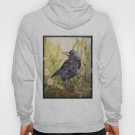 Canuck the Crow Hoody