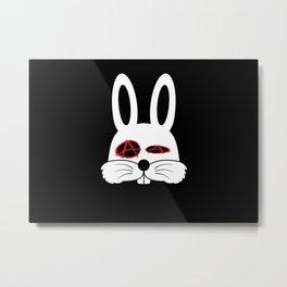 Dead rabbits Metal Print