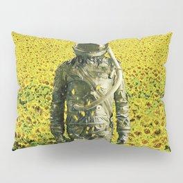 Stranded in the sunflower field Pillow Sham
